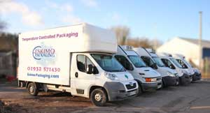 Our fleet of temperature controlled vehicles are ready and aviailable for temperature controlled deliveries throughout the United Kingdom and Europe.