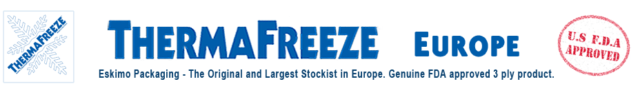 We are the main Thermafreeze agent for Thermafreeze and able to supply our products to most european countires.